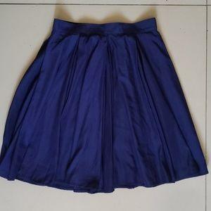 American Apparel Pleated Skater skirt